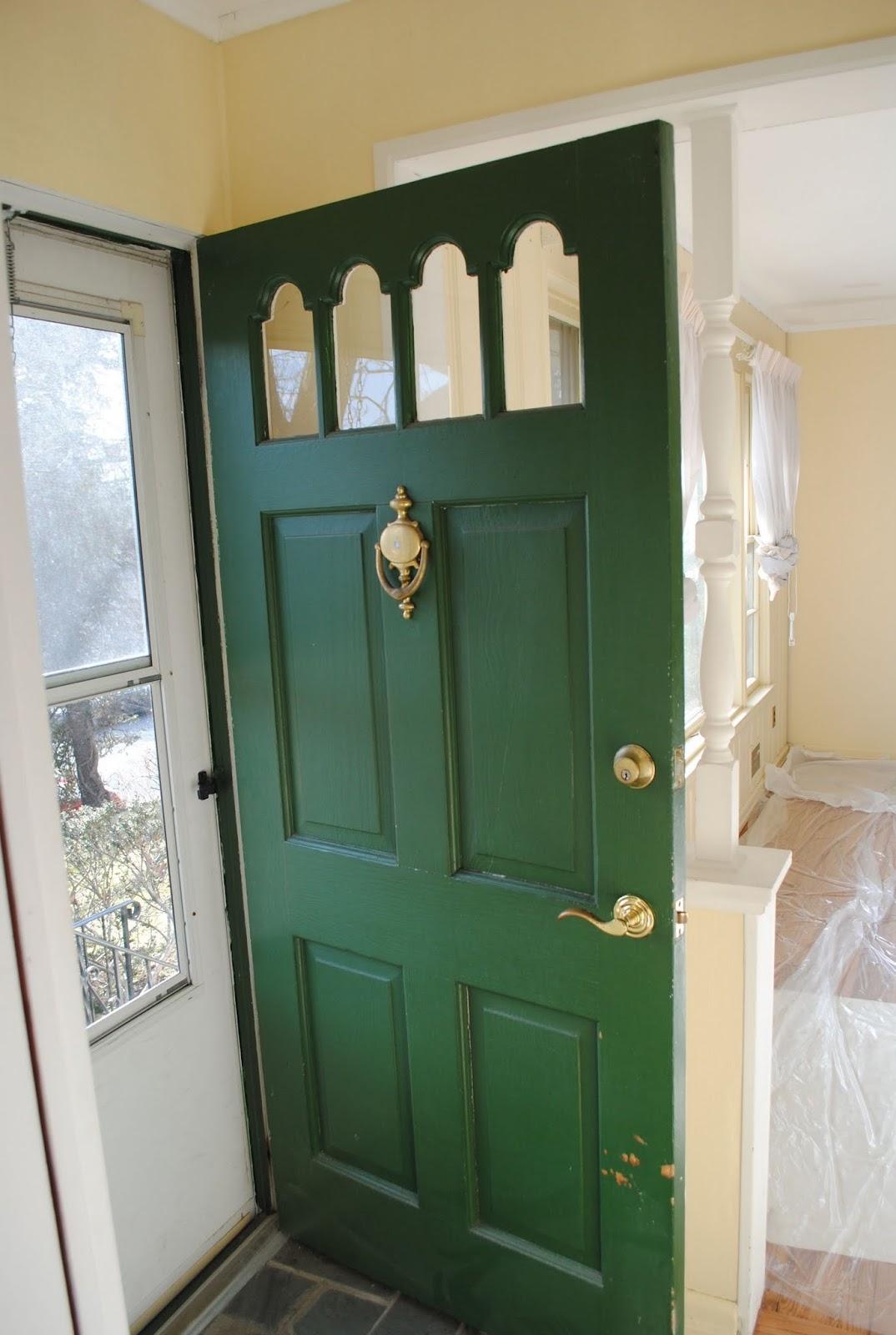 Key West Green Front Door For The Home Pinterest