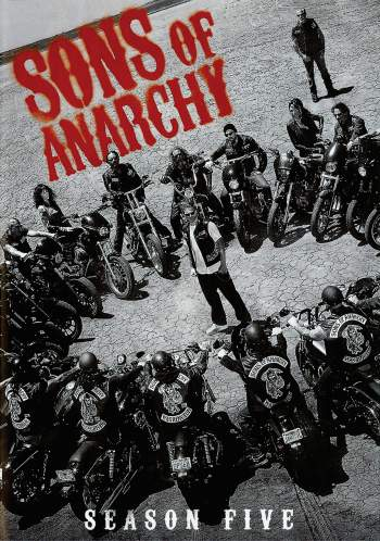 Sons of Anarchy 5ª Temporada Torrent - BluRay 720p Dual Áudio