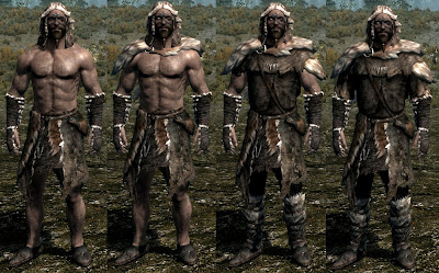 Skyrim Light Armor
