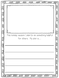 http://www.teacherspayteachers.com/Product/December-Writing-Journal-410785