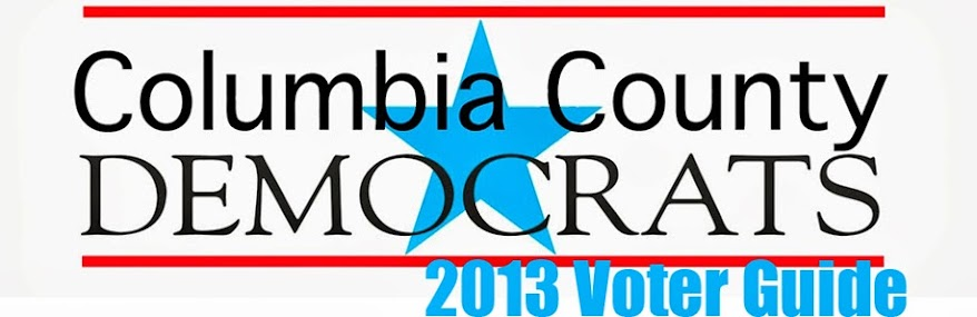 Columbia County Voter Guide