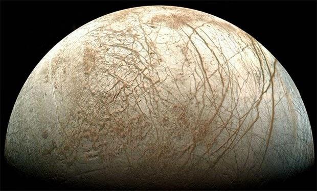 Vida en una luna júpiter