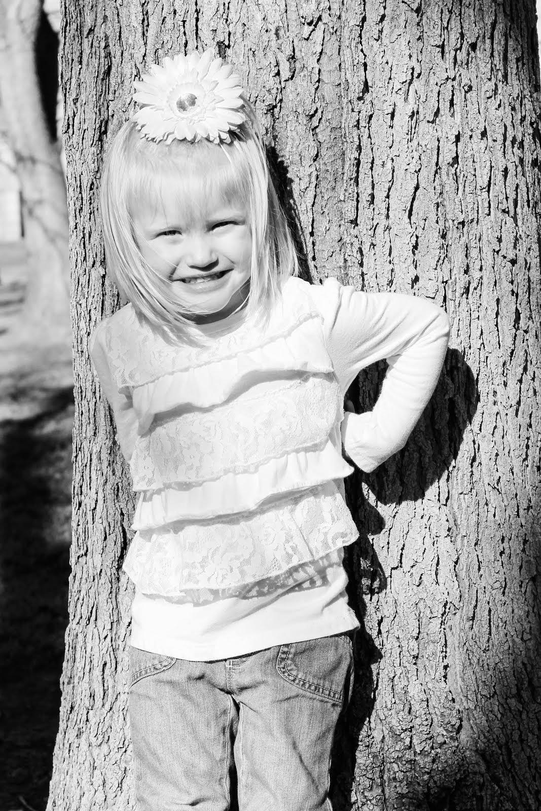 Kallie Age 3