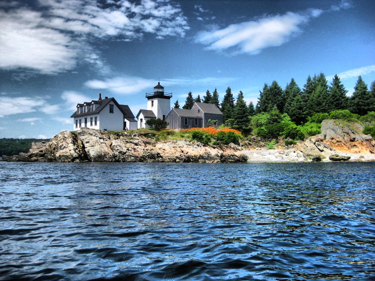 Scenic s Maine Scenery s