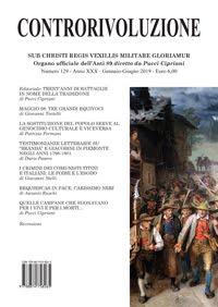 Controrivoluzione n. 129