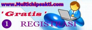 registrasi,cara daftar master,pendaftaran master,master chipsakti,gratis daftar master dealer