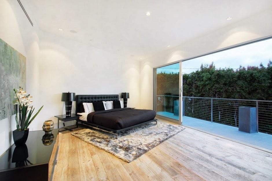 Dise o interior casa mansfield por amit apel design - Decoracion habitacion moderna ...