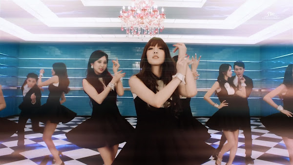 SNSD Mr Mr Taeyeon screenshot