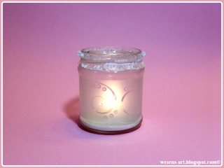 RomanticTealight7 wesens-art.blogspot.com