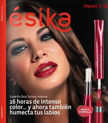 catalogo esika campaña 15 mx 2013