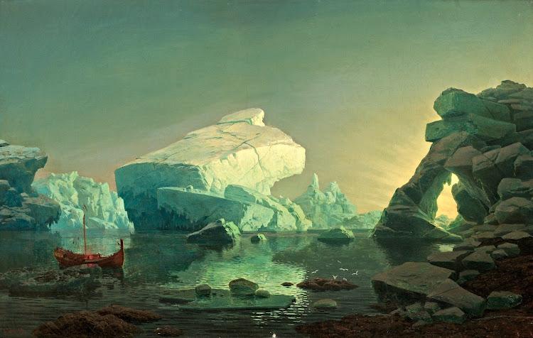 Georg Eduard Otto Saal - Norra ishavet