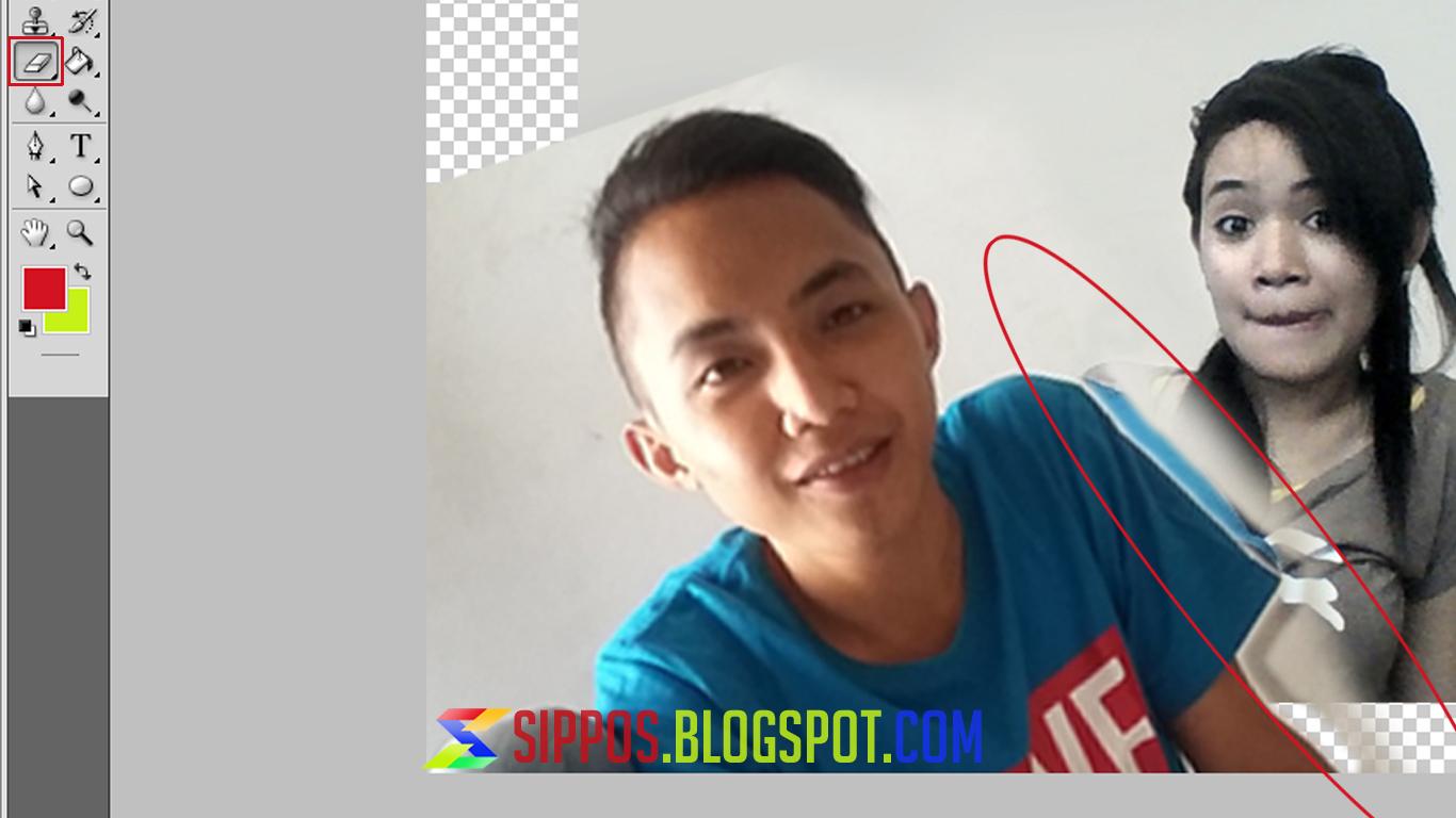 Cara Menggabungkan Foto Terlihat Nyata Dengan Photoshop ...