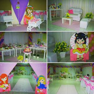 Via Láctea - Salão de eventos e decorações (75) 8848-0630