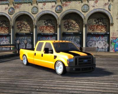 GTA IV - Ford F 350 Super Duty