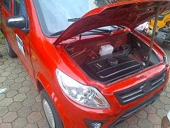 covenant university students build cars