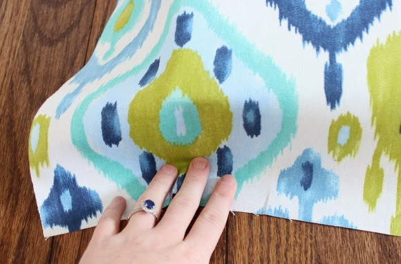 fabric and ring: How to Organize Grill Supplies | DIY Playbook