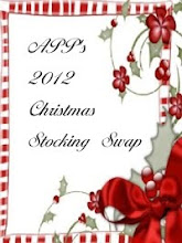 APP&#39;s Christmas Stocking Swap FUN! FUN! FUN
