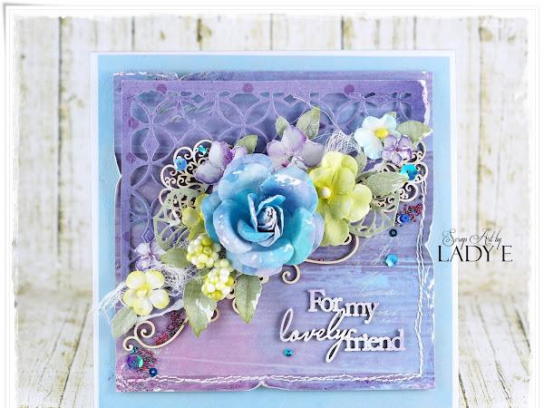 Lavender Morning / Lavendowy poranek