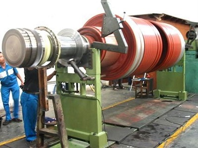 Machine Balancing 18 Ton