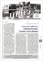 NOTES  n.10 - 2019