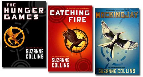 """O """"boom"""" da ficção distópica SuzanneCollinsBooks"""
