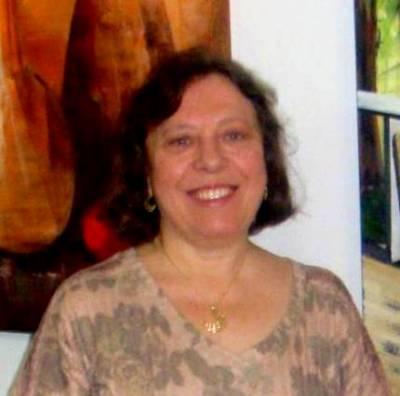 Professora Maria Nilce Garcia Nicodemos