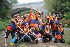 Rafting di Sungai Elo Magelang