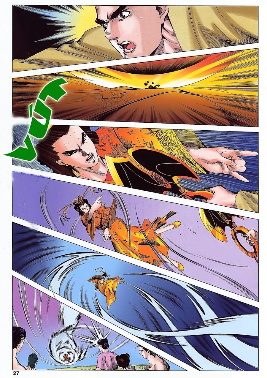 Lục Đạo Thiên Thư chap 33 - Trang 26