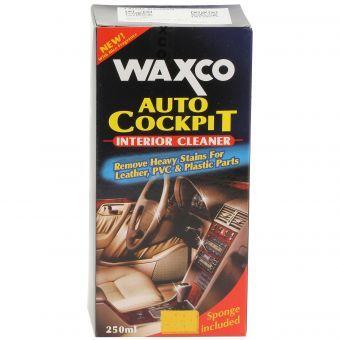 Waxco Auto Cockpit Interior - Pembersih Perawatan Interior Mobil