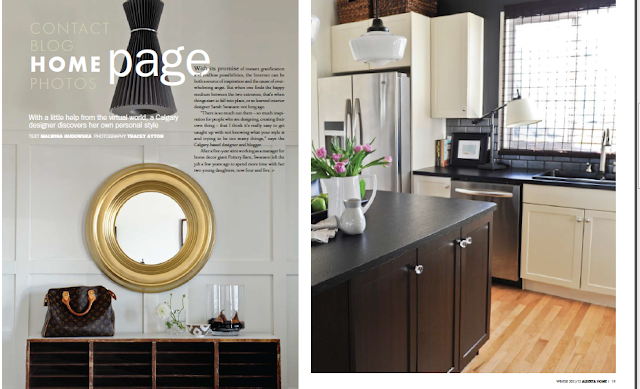 flourish design style our home magazine feature. Black Bedroom Furniture Sets. Home Design Ideas