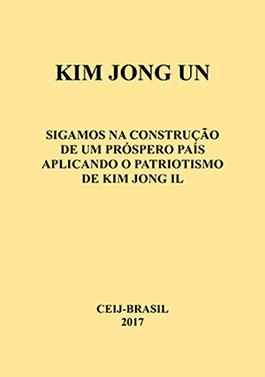 OBRAS DE KIM JONG UN
