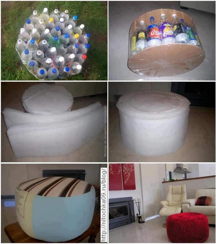 Decore criativo: móveis reciclados