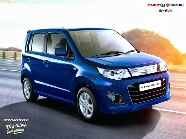New Maruti Suzuki Stingray