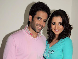 Tusshar & Kulraj promote 'Chaar Din Ki Chandni'