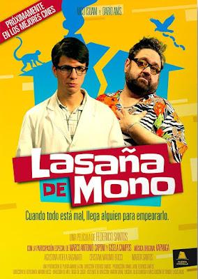 Lasaña De Mono 2017 Custom HD Latino