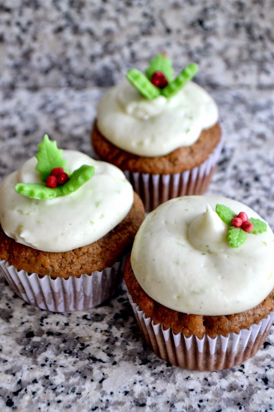 Magdalena Cocina Cupcakes De Navidad Como Corresponde