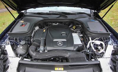 2016 Mercedes Benz GLC 300 4MATIC Sport Review