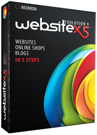 Create your website with WebSite X5, the #1 Site Builder ...