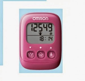 Buy JSB Healthcare pedometer with Pulse monitor for Rs.350 at Flipkart: Buytoearn