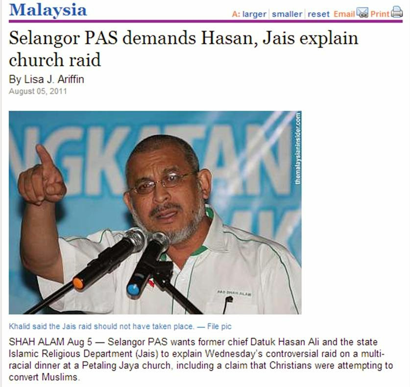 Jasa KhalidSamad kepada orang Melayu Shah Alam selama DUA PENGGAL