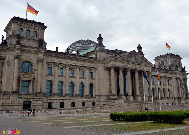 Berlin - Parlement