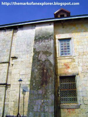 bohol baclayon church