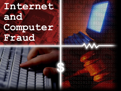 computer fraud and crimes Cybercrime includes phishing,  it is important to note that a computer,  identity theft and fraud is one of the most common types of cybercrime.