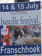 Viva La France! Batille Day in Franschoek