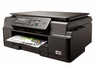 Brother DCP-J100 All In One Inkjet Printer