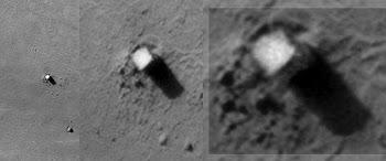 MARS MONOLITH