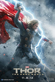 Thor The Dark World Chris Hesmworth Poster