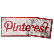 Find me on Pinterest