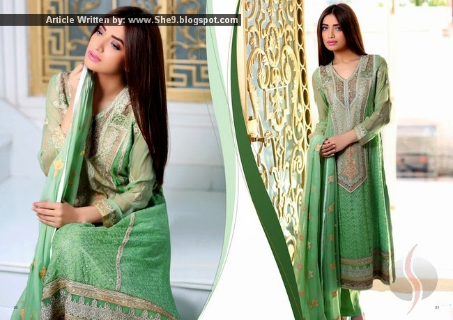 Motifz Formal 2015 - Crinkle Chiffon Formal Collection 2015