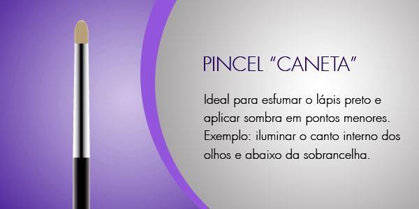 """Pincel """"Caneta"""""""